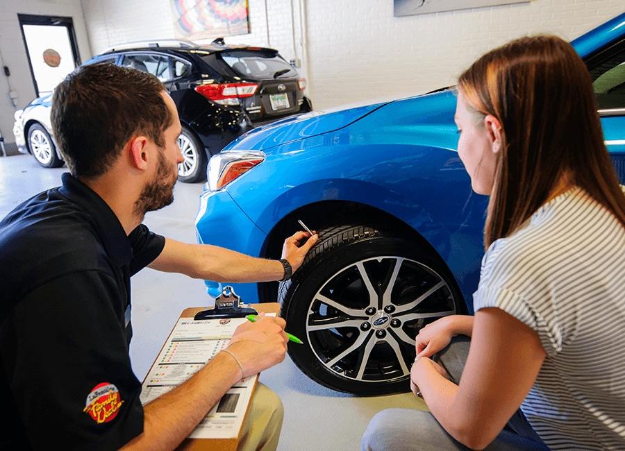 LaFontaine Subaru: New & Used Subaru Dealer in Commerce Township