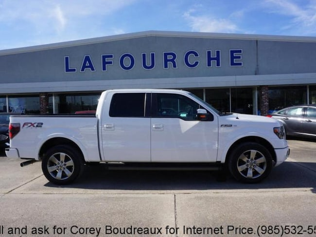 2014 Ford F-150 FX2 Crew Cab Short Bed Truck