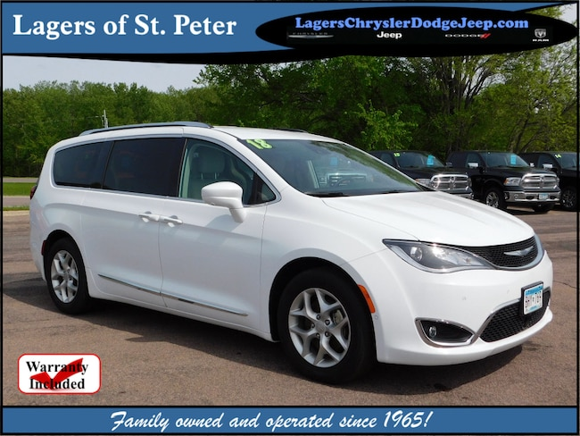2018 Chrysler Pacifica Touring L Plus Touring L Plus  Mini-Van