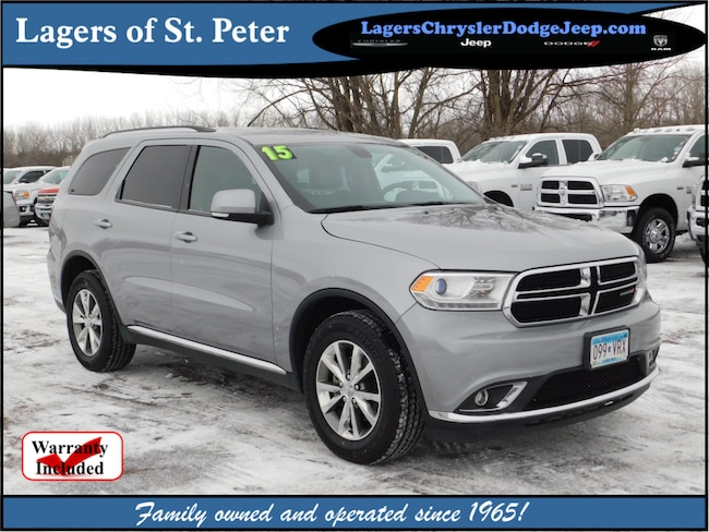 2015 Dodge Durango Limited AWD Limited  SUV