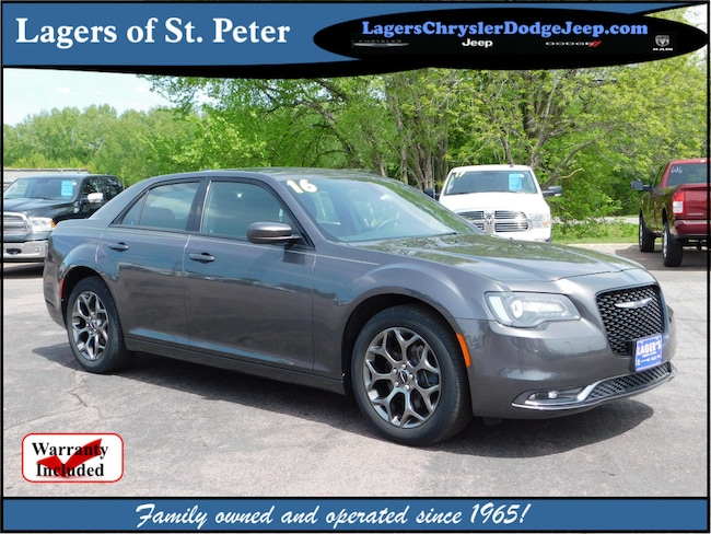 Used 2016 Chrysler 300 For Sale at Lagers of St Peter | VIN