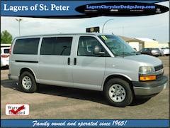 2011 Chevrolet Express Passenger LT 1500 LT 1500  Passenger Van