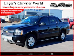 2013 Chevrolet Avalanche LT Black Diamond 4x4 LT  Crew Cab Pickup