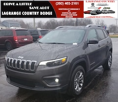 2019 Jeep Cherokee LATITUDE PLUS 4X4 Sport Utility 7087