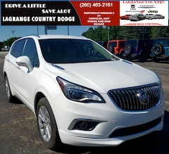 2017 Buick Envision Essence SUV F11078A