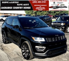 2020 Jeep Compass HIGH ALTITUDE 4X4 Sport Utility 7177