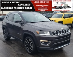 2019 Jeep Compass LIMITED 4X4 Sport Utility 7053
