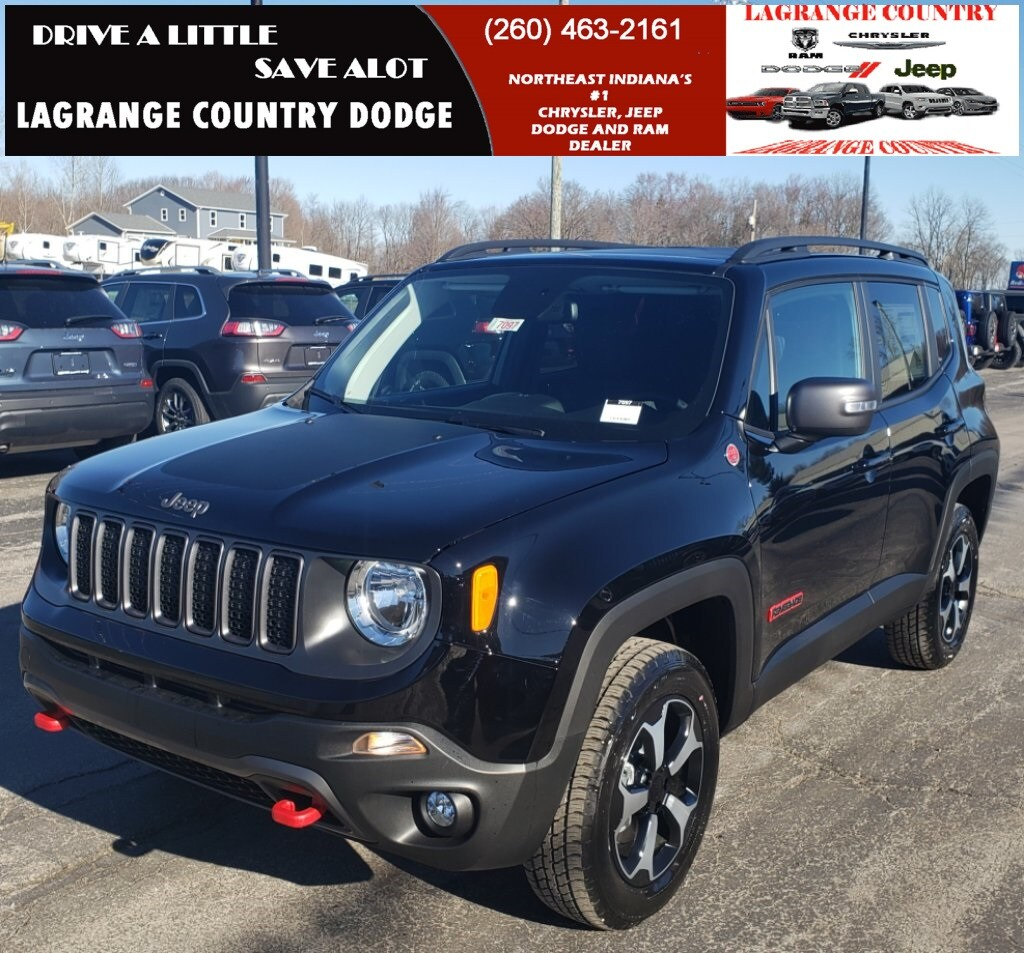 New Jeep Renegade 2019 La Grange In