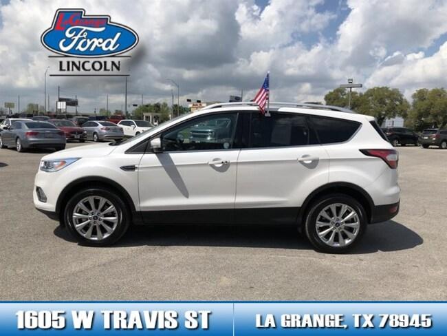 2018 Ford Escape Titanium SUV