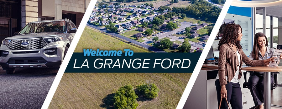 Learn More About La Grange Ford In La Grange, TX