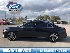 Used 2017 Lincoln Continental LBL Black Label SEDAN