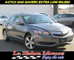 2014 Acura ILX 5-Speed Automatic Sedan