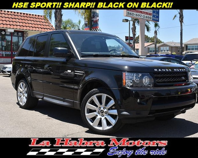 2013 Land Rover Range Rover Sport HSE 4x4 SUV
