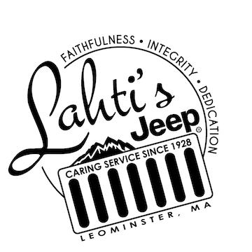 Lahti's Jeep