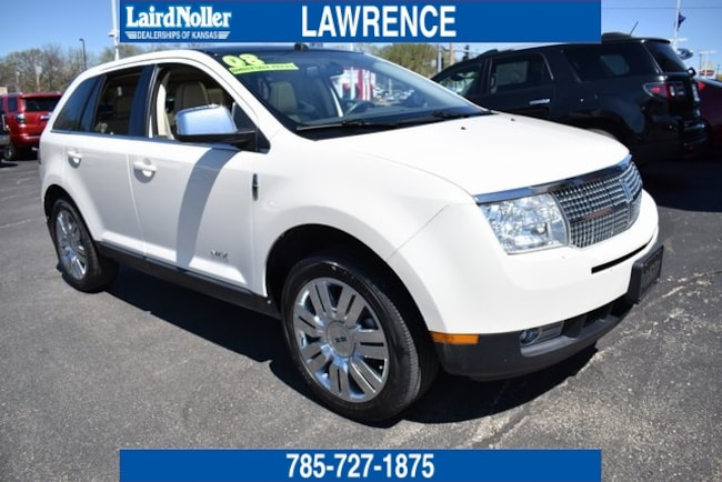 2008 Lincoln MKX Base Sport Utility