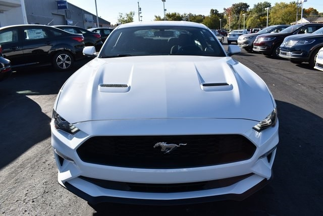 New 2019 Ford Mustang For Sale at Laird Noller Lawrence Ford