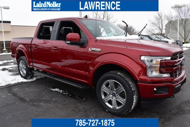 2019 Ford F-150 Lariat SuperCrew