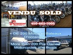 2008 Trekker Remorque pour moto ou spyder VENDU