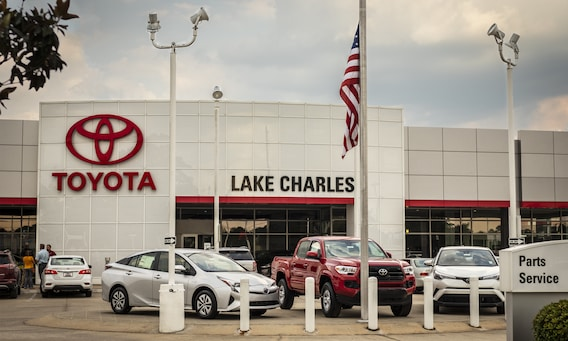 Lake Charles Toyota >> About Lake Charles Toyota New Toyota And Used Car Dealer