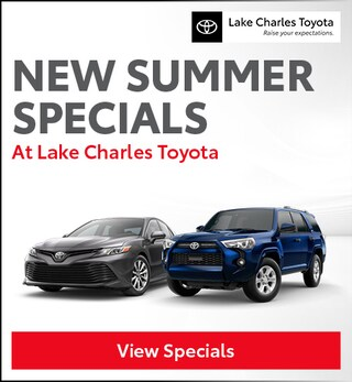 July 2020 Monthly Specials