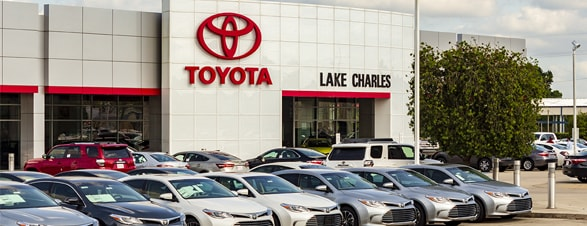 Lake Charles Toyota >> More Than Employees They Re Friends