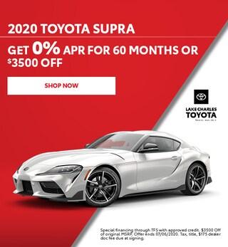 June 2020 Supra Special