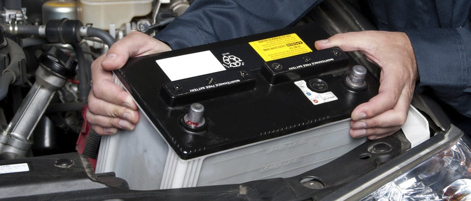 Toyota Battery Service & Replacement in Lake Charles