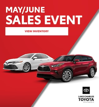 May & June 2020 Sales Event