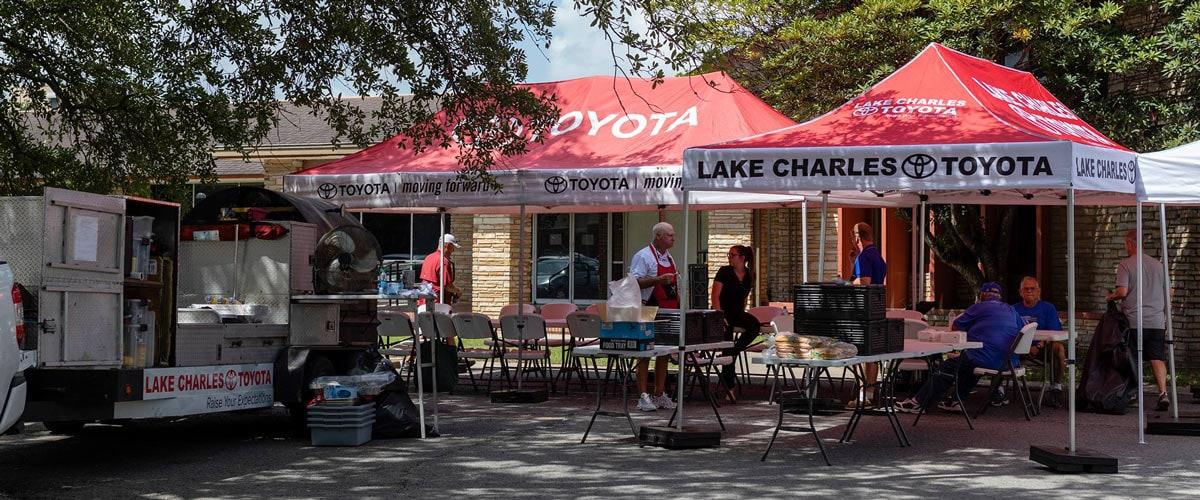 Lake Charles Toyota >> Community Involvement Lake Charles Toyota