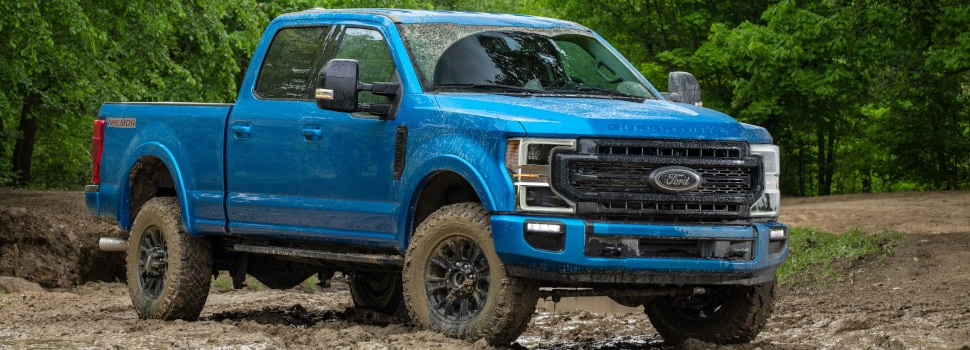 Ford Superduty Truck