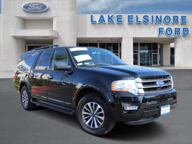 2017 Ford Expedition EL XLT 4x2 SUV