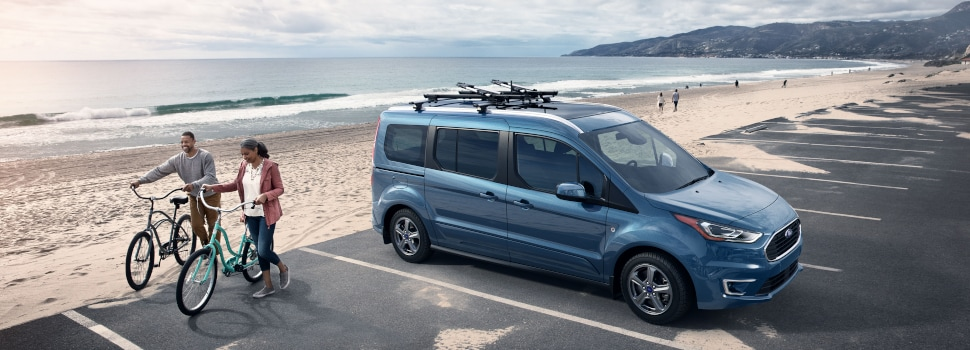 New Ford Transit Connect Commercial Van