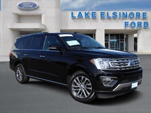 2018 Ford Expedition Max Limited 4x2 SUV