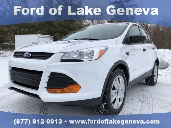 2016 Ford Escape S FWD  S