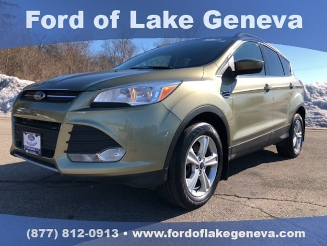 2013 Ford Escape SE 4WD  SE