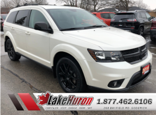 2016 Dodge Journey SXT *HEATED SEATS, REMOTE START* SUV