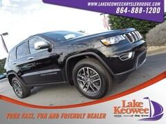 2018 Jeep Grand Cherokee LIMITED 4X2 Sport Utility 1C4RJEBG1JC513785