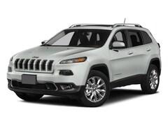 2015 Jeep Cherokee FWD 4dr Latitude SUV for sale near Greenville, SC