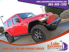 New 2018 Jeep Wrangler UNLIMITED RUBICON 4X4 Sport Utility in Seneca