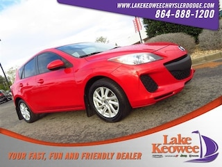 Used 2013 Mazda Mazda3 5dr HB Man i Touring Sedan JM1BL1L7XD1781530 for sale in Seneca, SC near Greenville, SC