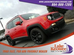 New 2018 Jeep Renegade ALTITUDE 4X2 Sport Utility in Seneca