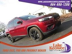 New 2019 Jeep Cherokee ALTITUDE FWD Sport Utility in Seneca