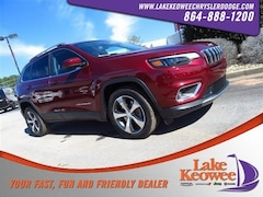 New 2019 Jeep Cherokee LIMITED FWD Sport Utility in Seneca