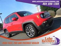 New 2018 Jeep Renegade LATITUDE 4X2 Sport Utility in Seneca