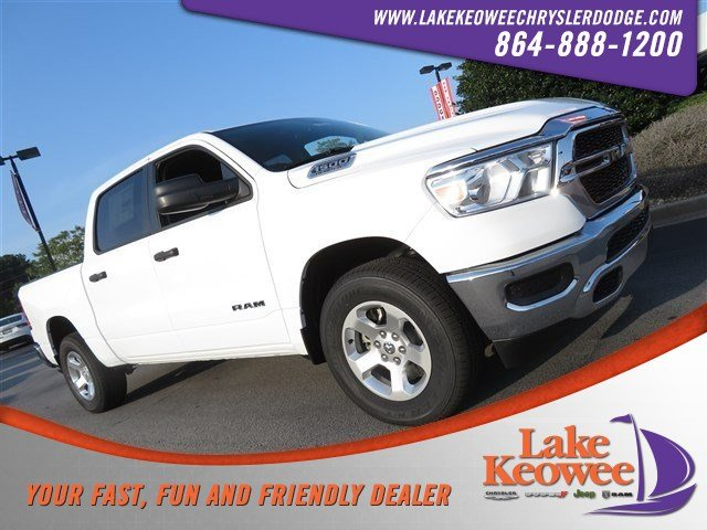 Featured New 2019 Ram All-New 1500 TRADESMAN CREW CAB 4X4 5'7 BOX Crew Cab for sale near Greenville