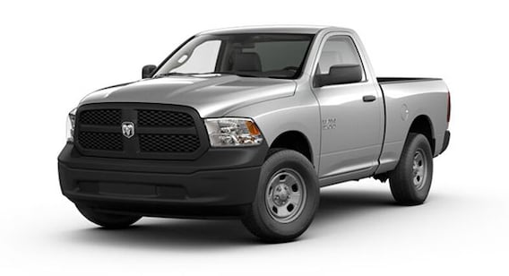 Differences Between 2017 RAM 1500 Trims