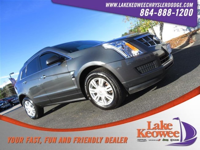 Used 2012 Cadillac SRX FWD 4dr Base SUV in Seneca, SC near Greenville