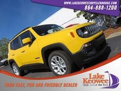 2018 Jeep Renegade LATITUDE 4X2 Sport Utility for sale in Seneca, SC