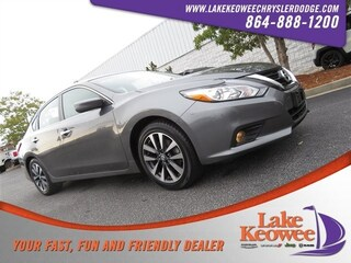 Used 2017 Nissan Altima 2.5 SV Sedan Sedan for sale in Seneca, SC near Greenville, SC