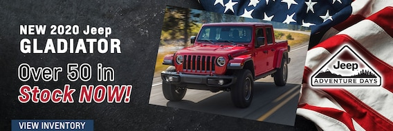 New 2019-2020 Chrysler, Dodge, Jeep & Ram and Used Car